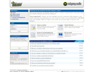 resellerdesk.jodohost.com screenshot