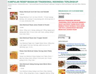 resep-masakanmudah.com screenshot
