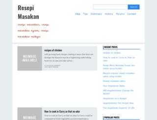 resepimasakan123.blogspot.my screenshot