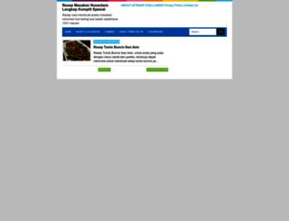 resepmasakan13.blogspot.co.id screenshot