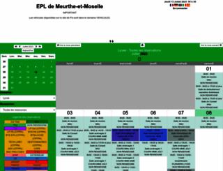 reservation.pixerecourt.fr screenshot
