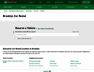 reservations.allcarrentacar.com screenshot
