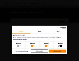 reservations.interrail.eu screenshot
