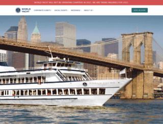 reservations.worldyacht.com screenshot