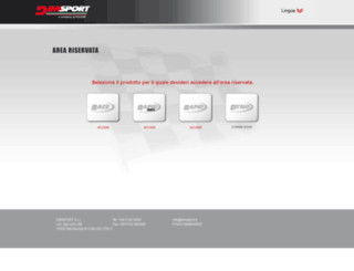 reserved.dimsport.com screenshot