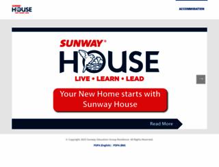 residence.sunway.edu.my screenshot