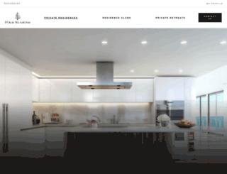 residences.fourseasons.com screenshot