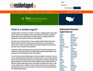 residentagent.net screenshot