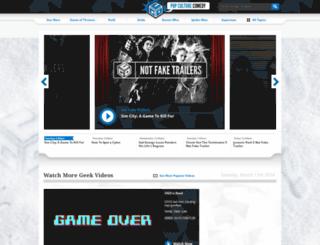 residentevil.ugo.com screenshot