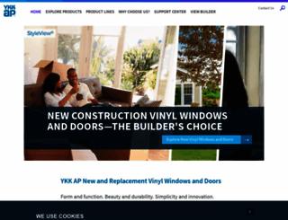 residential.ykkap.com screenshot