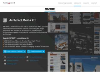 residentialarchitectmediakit.com screenshot
