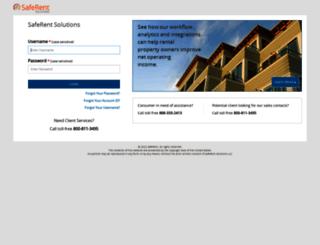 residentscreening.net screenshot
