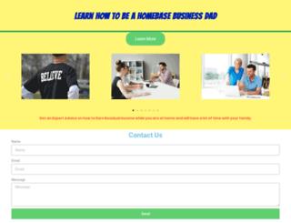 residualincomeathome.com screenshot