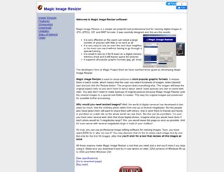 resizer.info screenshot