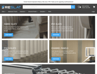 reslat.com screenshot