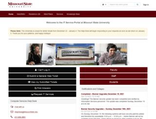 resnet.missouristate.edu screenshot