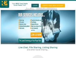 resocialclub.com screenshot