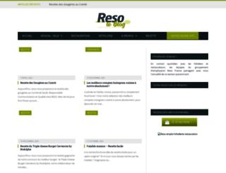 resofrance.eu screenshot
