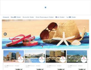 resort-hotel.com.tr screenshot