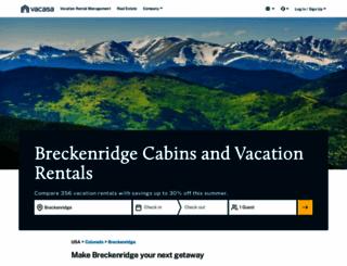 resortquestbreckenridge.com screenshot