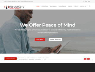 resourcery.com screenshot