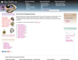 resources.gem-fashion.com screenshot