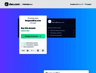 respondpal.com screenshot