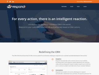 respondr.io screenshot