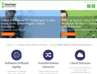 response.greenpages.com screenshot