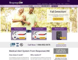 responselink.com screenshot
