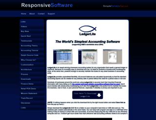 responsive.co.nz screenshot