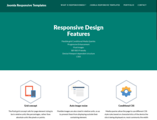 responsivejoomlatemplating.com screenshot