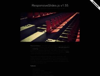 responsiveslides.com screenshot