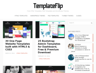 responsivetemplates.co screenshot