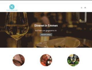 restaurant-emmen.nl screenshot