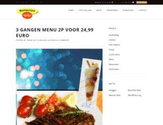 restaurant-mama.nl screenshot