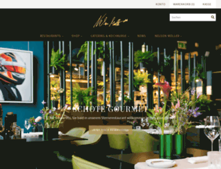 restaurant-schote.de screenshot