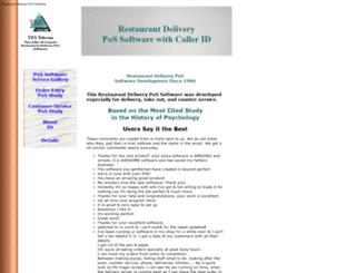 restaurantdeliverysoftware.com screenshot
