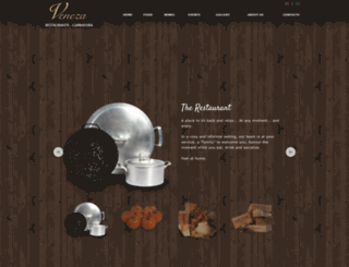 restauranteveneza.com screenshot