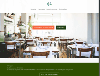 restaurantoliva.nl screenshot
