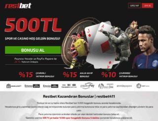 restbet9.com screenshot