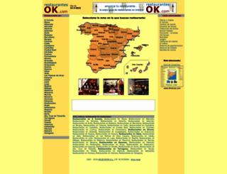 restcarretadelula.restaurantesok.com screenshot