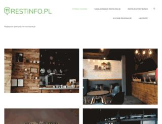 restinfo.pl screenshot