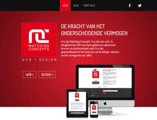 restobarbeet.nl screenshot