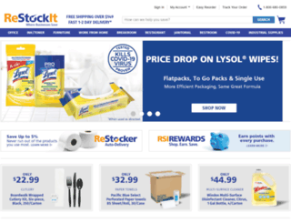 restockit.com screenshot
