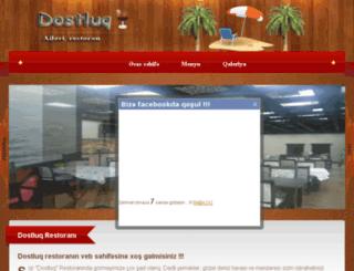 restorandostluq.com screenshot