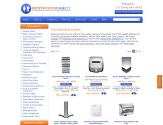 restroomdirect.com screenshot