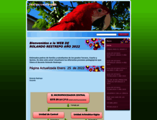 restynioenlaweb.webnode.es screenshot
