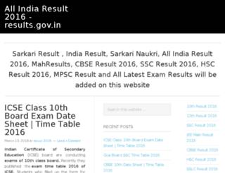 result-2016.com screenshot