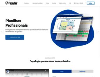 resultargestao.com.br screenshot
